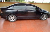 Bán Honda Civic 1.8 AT đời 2008, màu đen giá 370 triệu tại Hải Phòng