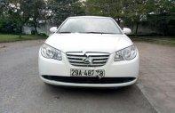 Bán xe Hyundai Elantra 1.6 MT đời 2011, màu trắng, nhập khẩu, số sàn giá 279 triệu tại Hà Nội