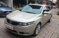 Bán xe Kia Forte 1.6AT đời 2011, màu vàng cát giá 425 triệu tại Hà Nội