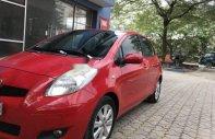 Cần bán xe Toyota Yaris AT đời 2011, màu đỏ giá 425 triệu tại Hà Nội