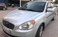 Bán xe Hyundai Verna 1.4 MT đời 2008, màu bạc, nhập khẩu Hàn Quốc giá 170 triệu tại Hải Phòng
