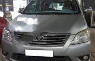 Bán Toyota Innova 2.0E năm sản xuất 2013, màu bạc ít sử dụng giá 516 triệu tại Tp.HCM