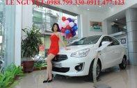 Mitsubishi Attrage xe nhập, góp 90% xe, rẻ nhất Đà Nẵng, LH Lê Nguyệt: 0988.799.330 - 0911.477.123 giá 375 triệu tại Quảng Nam