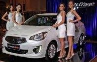 Bán Mitsubishi Attrage mới năm sản xuất 2018, màu trắng, xe nhập, 375 triệu giá 375 triệu tại Quảng Nam