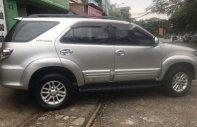 Cần bán xe Toyota Fortuner 2013, màu bạc giá 695 triệu tại Hải Phòng