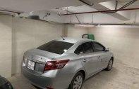 Cần bán lại xe Toyota Vios sản xuất năm 2016, màu bạc giá cạnh tranh giá 525 triệu tại Tp.HCM
