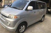 Cần bán xe Suzuki APV năm sản xuất 2007, màu bạc chính chủ, giá chỉ 155 triệu giá 155 triệu tại Hà Nội