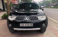 Bán ô tô Mitsubishi Pajero Sport 4x2AT đời 2012, màu đen, 660 triệu giá 660 triệu tại Hà Nội