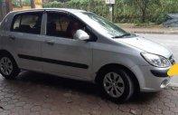 Cần bán xe Hyundai Getz 1.1 MT sản xuất 2010, màu bạc, xe nhập xe gia đình, giá chỉ 196 triệu giá 196 triệu tại Hà Nội