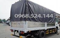 Cần bán xe Isuzu 2t4 thùng bạt QKR 270 2018, màu trắng giá 510 triệu tại Tp.HCM