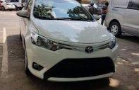 Cần bán xe Vios E, màu trắng, số sàn giá 505 triệu tại Tp.HCM