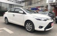 Bán xe Toyota Vios 1.5G AT đời 2017, màu trắng giá 581 triệu tại Hà Nội