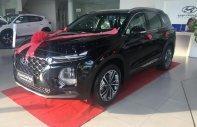 Bán xe Santafe Hyundai Tây Ninh đời 2019, màu đen, nhận đặt hàng, LH 0902570727 giá 1 tỷ 110 tr tại Tây Ninh