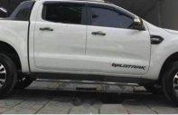 Cần bán Ford Ranger Wildtrak 3.2L 4x4 AT năm 2015, màu trắng  giá 720 triệu tại Hà Nội