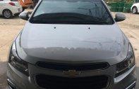 Bán Chevrolet Cruze LT 1.6 MT năm 2016, màu bạc xe gia đình giá 438 triệu tại Tp.HCM