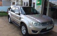 Cần bán Ford Escape XLT đời 2010, màu bạc chính chủ giá cạnh tranh giá 450 triệu tại Lâm Đồng