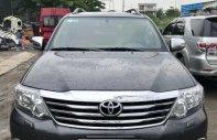 Bán ô tô Toyota Fortuner 2.7V 4x4 AT đời 2013, màu xám (ghi) có hỗ trợ trả góp giá 738 triệu tại Tp.HCM