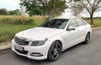 Cần bán xe Mercedes C250 CGI năm 2011, màu trắng, xe nhập chính chủ, giá tốt giá 749 triệu tại Tp.HCM