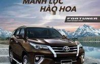 Cần bán xe Toyota Fortuner năm 2018, màu nâu giá 1 tỷ 26 tr tại Hà Nội