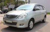 Cần bán Toyota Innova AT đời 2008, màu bạc, xe còn mới cứng giá 430 triệu tại Tp.HCM