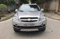 Bán ô tô Chevrolet Captiva MT năm 2007, màu bạc, gầm êm giá 288 triệu tại Hà Nội