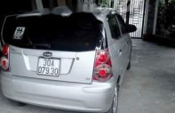 Cần bán gấp Kia Morning năm sản xuất 2010, màu bạc, xe đẹp giá 200 triệu tại Hà Nội