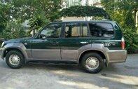Bán Hyundai Terracan MT năm 2004, nhập khẩu nguyên chiếc, xe chính chủ sử dụng ít nên còn mới giá 210 triệu tại Hà Nội