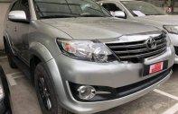 Bán Toyota Fortuner 2.7V sản xuất 2015, màu bạc, giá chỉ 850 triệu giá 850 triệu tại Tp.HCM