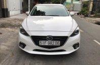 Bán Mazda 3 2.0AT ĐK T11/2016 màu trắng, xe đẹp như mới giá 655 triệu tại Tp.HCM
