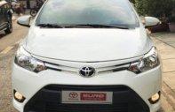 Bán Toyota Vios 1.5 MT đời 2017, màu trắng như mới, giá tốt giá 510 triệu tại Tp.HCM