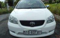 Bán xe Toyota Vios đời 2004, màu trắng, giá 198tr giá 198 triệu tại Tp.HCM