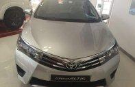 Bán Toyota Corolla altis 1.8G MT sản xuất 2018, màu bạc giá 672 triệu tại Tp.HCM