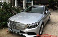 Bán ô tô Mercedes C250 Exclusive sản xuất 2015, màu bạc, chính chủ giá 1 tỷ 285 tr tại Hà Nội