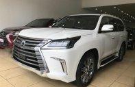 Bán Lexus LX 570 sản xuất năm 2016, màu trắng, xe nhập mới chạy 8000 km giá 7 tỷ 360 tr tại Hà Nội