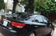 Cần bán lại xe Kia Forte SLi 1.6 AT đời 2009, màu đen, nhập khẩu giá 395 triệu tại Hà Nội