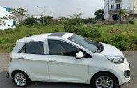 Bán Kia Picanto 1.25 AT sản xuất 2012, màu trắng, nhập khẩu nguyên chiếc   giá 310 triệu tại Tp.HCM