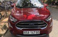 Bán gấp Ford Ecosport 2018, 3,000 km, màu đỏ giá 645 triệu tại Tp.HCM