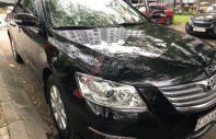 Bán ô tô Toyota Camry 2.4G sản xuất năm 2009, màu đen, giá 590tr giá 590 triệu tại Tp.HCM