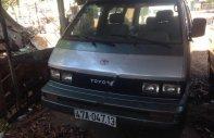 Cần bán lại xe Toyota Van 1984, màu bạc, nhập khẩu giá 28 triệu tại Đắk Lắk