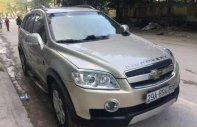 Bán Chevrolet Captiva LT đời 2009, màu vàng xe gia đình, giá tốt giá 313 triệu tại Hà Nội