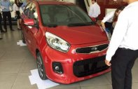 Kia Phú Mỹ Hưng bán xe Kia Morning SAT 2018, màu đỏ giá 390 triệu tại Tp.HCM