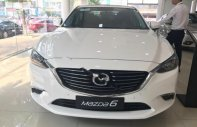 Cần bán Mazda 6 2.0L năm 2018, màu trắng, giá 819tr giá 819 triệu tại Tp.HCM