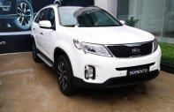 Bán Kia Sorento GATH đời 2018, màu trắng giá cạnh tranh giá 919 triệu tại Phú Thọ