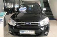 Cần bán xe Ford Everest MT đời 2013, màu đen giá thỏa thuận hỗ trợ vay ngân hàng, Hotline 0901267855 giá 640 triệu tại Tp.HCM