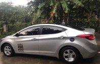 Cần bán gấp Hyundai Elantra 1.8MT sản xuất 2013, màu bạc, nhập khẩu nguyên chiếc giá 399 triệu tại Bình Dương