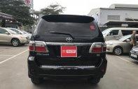 Cần bán xe Toyota Fortuner đời 2018, màu đen giá 675 triệu tại Hà Nội