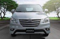 Bán Toyota Innova G đời 2012, màu bạc số tự động giá 550 triệu tại Hà Nội