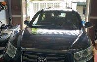 Bán xe Hyundai Santa Fe Santafe V6 4WD 1 đời 2007, màu đen, nhập khẩu nguyên chiếc giá 440 triệu tại Tp.HCM