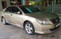 Cần bán Toyota Camry 2.5Q đời 2013, màu vàng chính chủ giá 850 triệu tại Tp.HCM