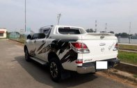 Cần bán gấp Mazda BT 50 đời 2015, màu trắng giá 535 triệu tại Tp.HCM